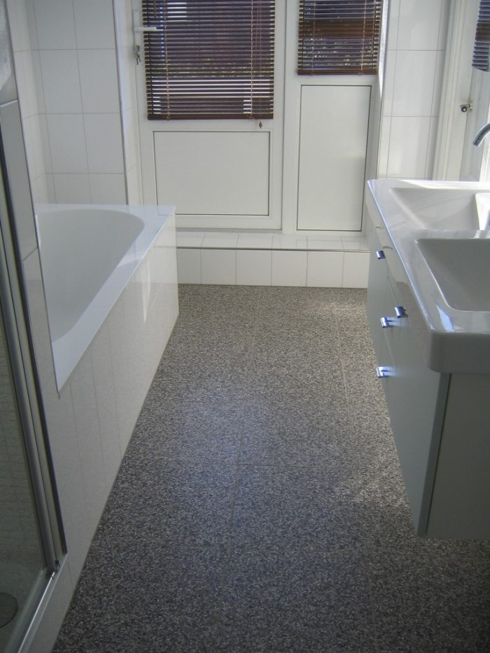 Badkamer-badkuip